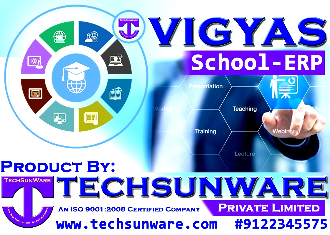 VIGYAS ERP (School Management System)